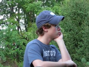 Andrew Thinking